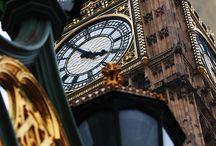 clocks / by Mary Bilson
