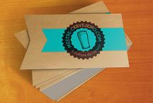 On Paper / Stationary, letterhead, invitations, and other paper-printed things. / by Percolate Galactic