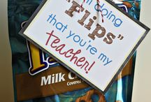 teacher gifts / by Kira Poteet