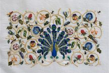 Sewing Embroidery / by Sharon Salu