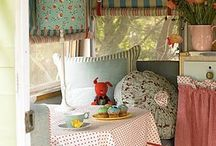 VIntage Campers Trailer Love / by Bonita Rose Kempenich