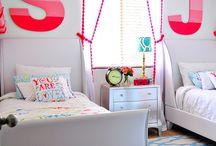 big kid bedroom / by Jenna Brooks