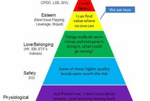 Maslow's Hierarchy all the things / by sonal chokshi