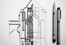 Drawing 4 Design & Detailing / Student Inspiration & Direction  / by MorgaStudio