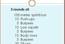 Work outs / by Soop