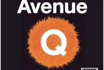 Warning Puppet Nudity! Avenue Q / by Barter Theatre