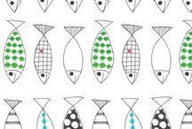 fabric I like / by Malarie Matsuda