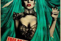 Lady Gaga / by Meghan Burrola