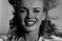 Marilyn Monroe / by Geri Sandoval