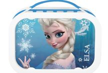 Disney Frozen yubo lunch box / All Frozen!! / by yubo lunchbox