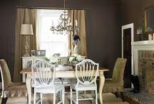 Dining Rooms / by Tracey Kinney