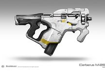 Weapons / by Jake Parker