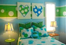 Kids rooms... / by Dynirie Vazquez