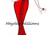 LB Fave Hayden Williams / by Lori Banks
