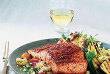 Recipes: Something Fishy / Fish Dishes / by Sandra Read
