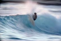 surfing / by John Daries