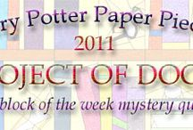 paper piecing / by Gale Johnson