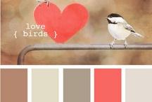 Color combos / by Mikinzie Stuart