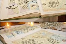 Lane & Rachelle Wedding / Vintage travel barn wedding  / by Harmony Wedding & Event Coordination