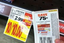 Coupons / by Casey Stoner