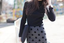 Pinstripes & Polka Dots / by KellyJo Lueck