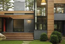 Dream Homes / by Liz Ronning