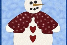 Holiday quilts / by Kathryn Meador
