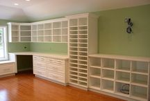 Craft Rooms / by Jen V