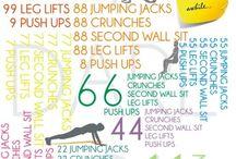 Work it out.... / by Monique Melton