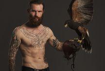 Tattoos / Black Ink / by Alyce Gilbert