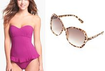 The best swimsuits and sunglasses for spring break / Hitting the beach for spring break? We've got the hottest swimsuits and sunglasses that will keep you looking cute all week long. / by Newsday (Long Island)