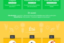 Infographies Facebook 2014 / by Isabelle Mathieu