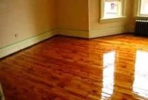 Floor and furniture restoration / by Denice Martin