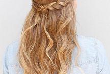 Hair styles / by Katelyn Cook