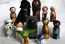 Star Wars / by Leann Weinstein