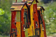 birdhouses / by Debbie Floyd