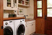 Laundry room / by Jessica Howard
