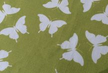 Butterfly fabric / Butterfly fabric available on Spoonflower / by Kip & Fig