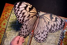 Art Journaling: Inspiration / by Quirky Bibliophile