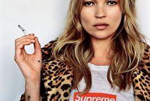 Vogue / Inspiration models / by Jesica Tèvez Gauvain