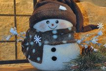 Snowmen Obsession / by Selina Scott