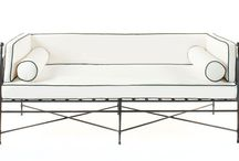 Outdoor Furnishings / Outdoor Furniture   Outdoor Decor / by Dominique DeLaney   Comfy Cozy Couture