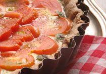 Torte salate e quiche / by mile zuppi
