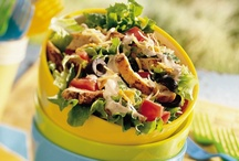 good salads to eat! / by Kristy Dorn