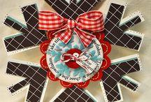 Christmas Card Inspiration / by Lisa Hall