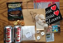 Local Wedding Welcome Bag / by Distance to the Moon