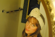 3rd annual 20 hats in 20 days project / by Cherie Harris