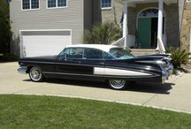 Classic Cadillac / by Jim Sturgeon