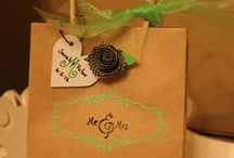 Wedding guest welcome bags / by Kay Osmundson