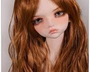 Dolls /                  Artistic dolls    / by Beth Mills Foster